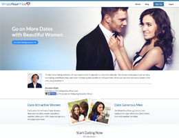 How Online Dating with WhatsYourPrice Works